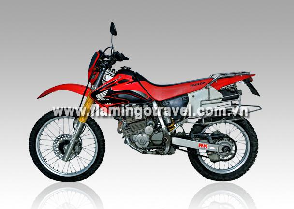 Honda XR 400cc