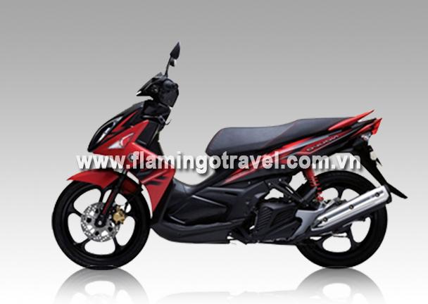 Yamaha Nouvo 125cc