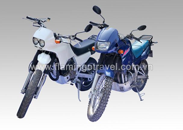 Hon AX1 & Kaw Anhelo 250cc