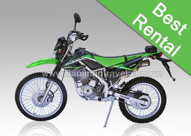 Kawasaki KLX 150cc